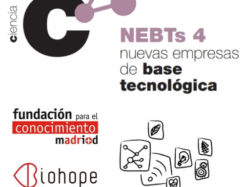BIOHOPE among the most relevant technology-based companies of the Community of Madrid