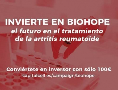 Biohope launch a crowdfunding campaign to raise 350.000 euros