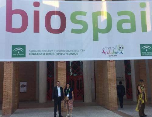 Biohope in Biospain 2018