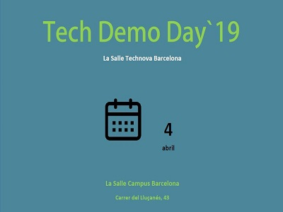tech demo day 2019