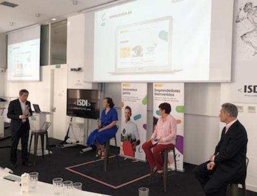 Biohope en la presentación del #EstudioImpacto20 de Enisa
