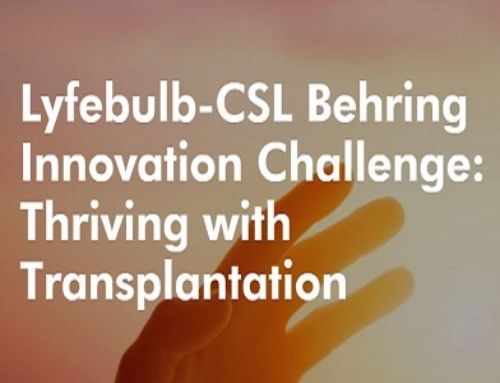 """Biohope Finalist and Honorable Mention at the Innovation Challenge """"Thriving with Transplantation"""""""